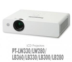 Panasonic PT-LB330 ( 3300 Lumens) XGA Resolution