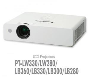 LCD Projector Panasonic PTLB330