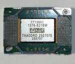 DMD Chip Big 1076 -6318W, 1076-6319W, 1076-631AW part DLP projector