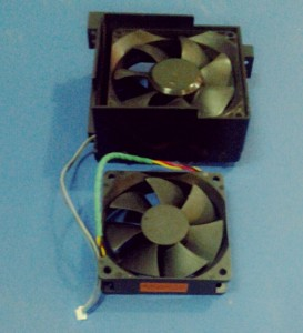 Sparepart Fan Blower Projector