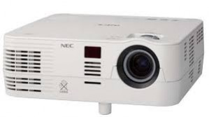 Projector NEC NP-VE281 DLP Tehnology (2800 Lumens) SVGA Resolution