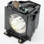 lampu projector panasonic pt d4000