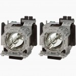 lampu projector panasonic pt ds100/ dw90