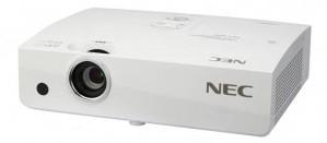 Jual Proyektor NEC MC331X Spesifikasi 3300 Lumens