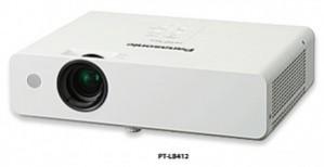 Jual Proyektor Panasonic PT-LB412 Spesifikasi 4100 Lumens